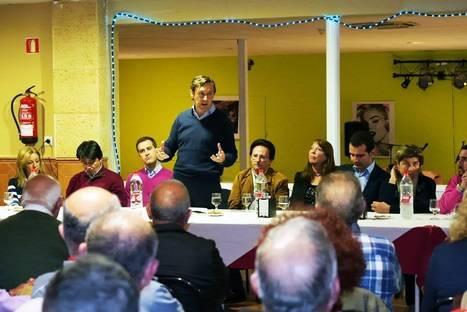 """Hernando reclama una mayoría para el PP que consolide la recuperación frente al """"salto al vacío"""" o el """"paso atrás"""""""