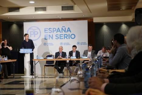Hernando anuncia una Ley Básica de Servicios Sociales para la próxima legislatura