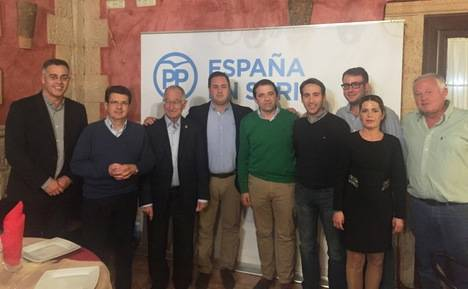"""Matarí: """"Con el PP los funcionarios han recuperado todos sus derechos mientras en Andalucía no recibirán la paga extra de Navidad por tercer año consecutivo"""""""