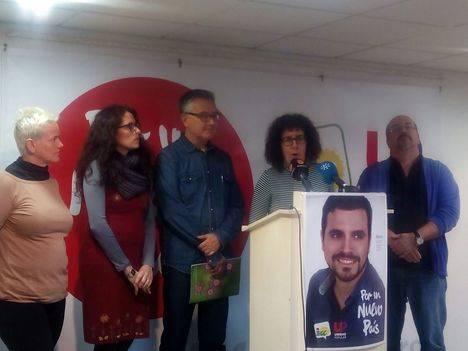 Greenpeace satisfecha por el compromiso de IU-UP en Almería para derogar la Ley de costas