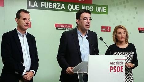 """Mario Jiménez defiende que Almería tiene """"más razones que nadie"""" para apoyar al PSOE"""