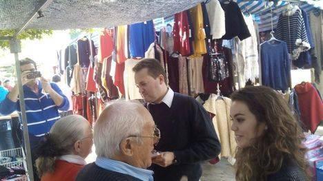El candidato de Cs al Congreso por Almería asegura que su programa garantiza la igualdad de condiciones