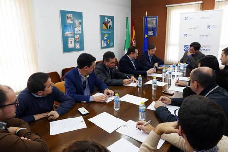 El apoyo al sector del mármol será uno de los ejes básicos del Partido Popular para la próxima legislatura