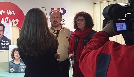 IU UP agradece el trabajo de militantes y simpatizantes durante la campaña electoral