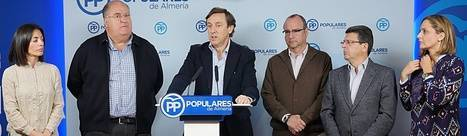 El PP ha sido la formación de Almería a la que más votos le ha costado cada escaño y Podemos a la que menos
