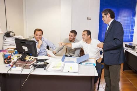 Diputación realiza más de 7.040 asistencias a los municipios durante el año 2015
