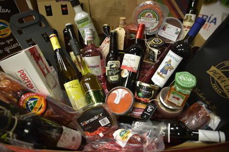 Diputación promociona los productos de Almería a través de la campaña de Navidad de ALCENTRO
