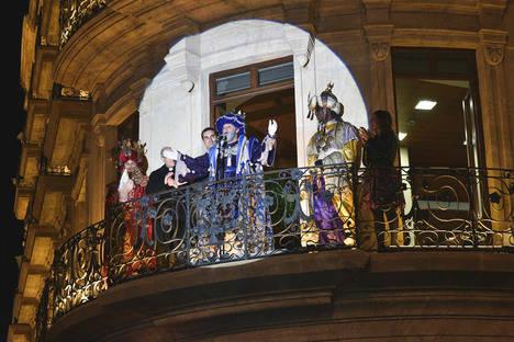 Los Reyes de Oriente conquistan Almería