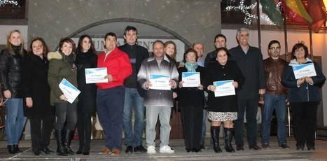 Entregados los premios del XXI Concurso de Belenes de asociaciones y particulares en Adra