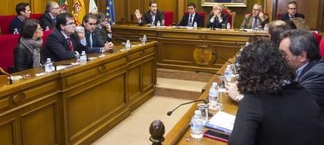La Diputación de Almería pide 25 millones de euros a Europa para el desarrollo del Levante y Andarax