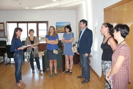 Diputación forma a 220 mujeres de 18 municipios a través de los Talleres Carmen de Burgos