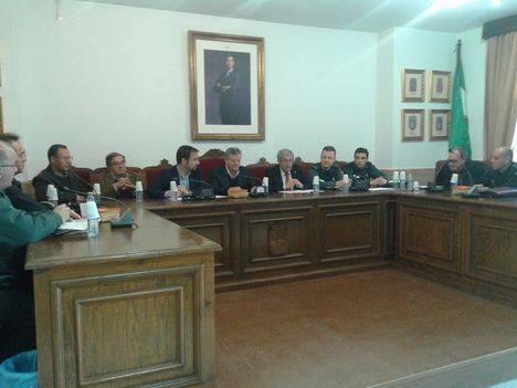 La Junta Local de Seguridad en Vélez Rubio se reúne tras los últimos asaltos