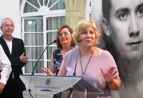 Los versos de Celia Viñas llegan a Palma de Mallorca