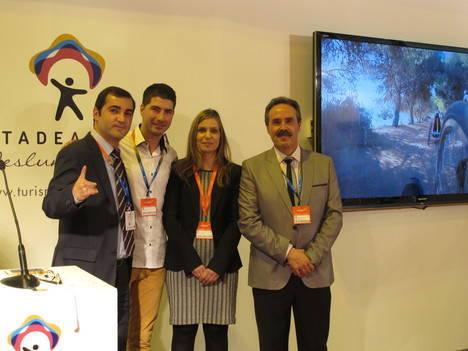 Vera promociona el Turismo Accesible en FITUR