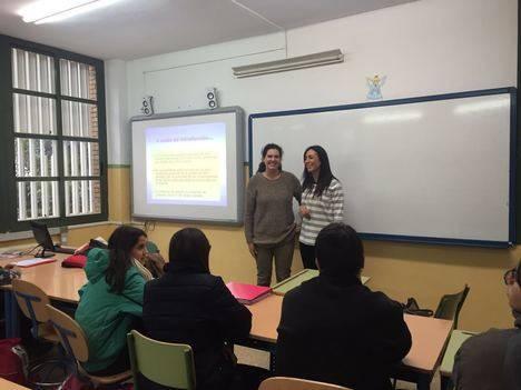 Diputación imparte charlas para prevenir la Violencia de Género entre adolescentes
