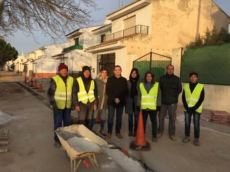 El PFEA crea en Chirivel 2.106 jornales