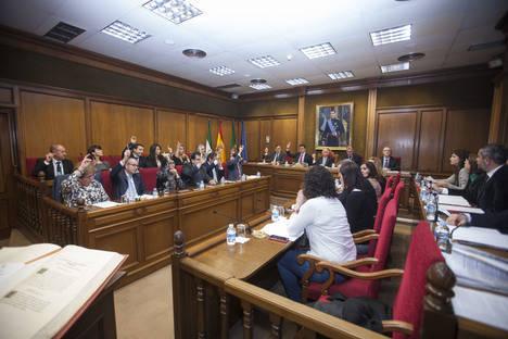 El Plan Viario Provincial 2016 presentado por el PP es respaldado por toda la oposición