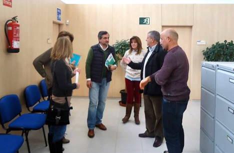 Diputación coordina y planifica los Servicios Sociales Comunitarios de Almeria