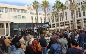 El Ejido entierra la sardina y da la bienvenida a do�a Cuaresma