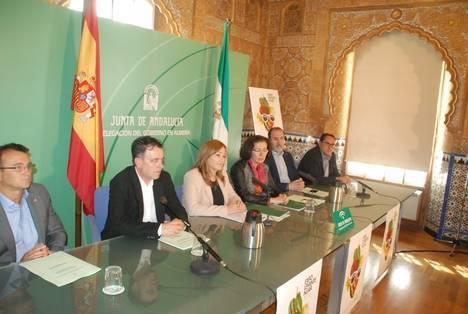 Junta y Ayuntamiento de Níjar presentan Expo Levante y Níjar Caza