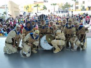 La Mancomunidad rescata la tradici�n carnavalesca en el Bajo Andarax