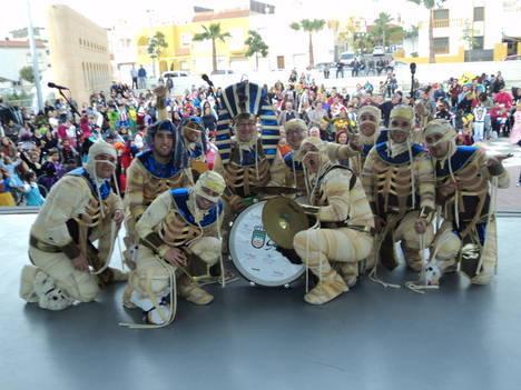 La Mancomunidad rescata la tradición carnavalesca en el Bajo Andarax