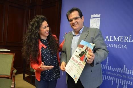 Diputación acoge la presentación de la Escuela de Flamenco 'Rocío Garrido'