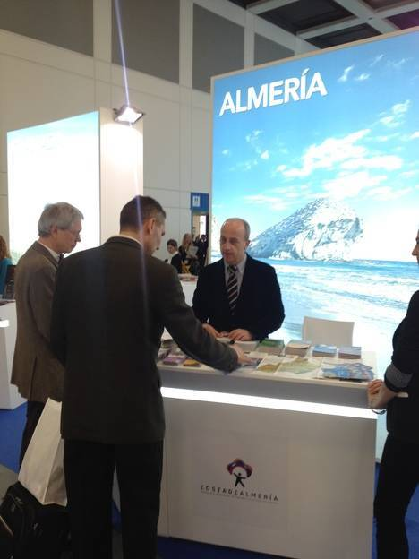 'Costa de Almería' se promociona dentro del mercado centroeuropeo