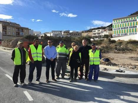 PFEA genera 1.865 jornales y una inversión de 173.118,55 euros en Alhama de Almería
