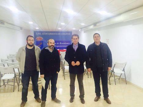 Canjáyar ahorra 20.000 euros en documentos técnicos y proyectos gracias a Diputación
