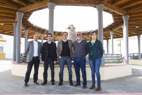 Diputación invierte 400.000 euros en asegurar el agua y urbanizaciones en Fuente Victoria