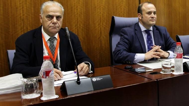 El interventor de la Junta en Almería advierte que los expedientes investigados sobre cursos de formación no han prescrito