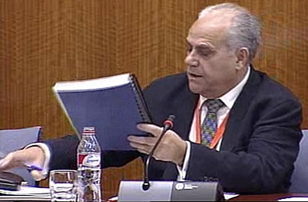 El interventor de Almería no aceptó ninguna de las alegaciones de la Junta a su informe sobre irregularidades en los cursos de formación
