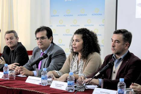Diputación y Filming Almería participan en las XII Jornadas Interdisciplinares 'Altaduna de Cine'