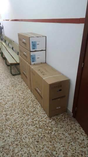 El PP de Albox exige que de forma inmediata se instalen los aparatos de aire acondicionado en la Escuela Municipal de Música