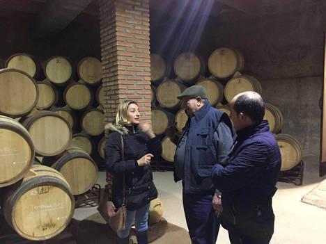 Diputación toma el pulso al sector vitivinicola y recoge sus necesidades e inquietudes