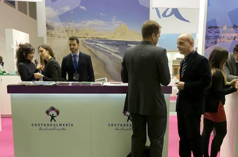 'Costa de Almería' estrecha lazos con el mercado alemán con su participación en la ITB