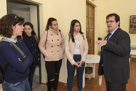 Diputación muestra el trabajo del FILMING ALMERÍA a alumnos del IES Mar de Pulpí