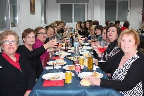 Cerca de 80 mujeres pulpileñas participan en la Cena Conmemorativa del Día Internacional de la Mujer