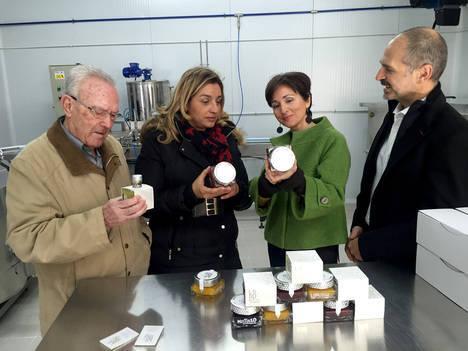 Diputación incorpora nuevos productos y empresas en su expedición al Salón de Gourmets