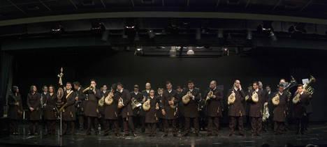 Carboneras dio inicio a la celebración de Semana Santa con su tradicional concierto