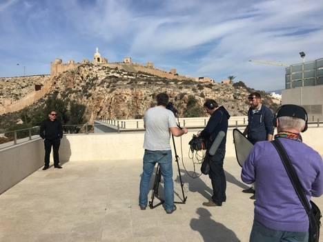 El destino 'Costa de Almería' protagonista en un programa turístico de la Televisión Polaca TV2