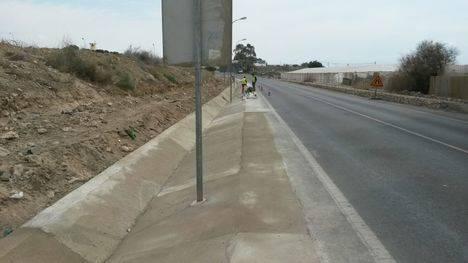 Diputación inicia el Plan de Conservación de Carreteras en el Área Metropolitana y el Poniente