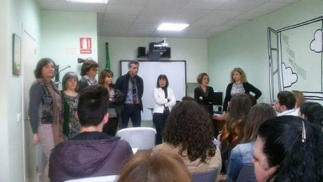 El Distrito Sanitario Poniente acoge a 29 alumnos en prácticas de Enfermería de la Universidad de Almería