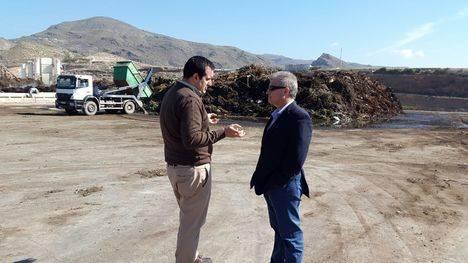 """Roberto Baca: """"Almería debe ser todo un referente internacional en la gestión de residuos agrícolas """""""