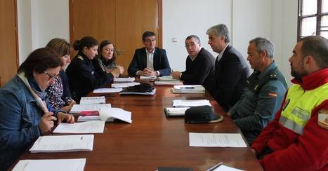 El Ayuntamiento de Adra actualiza el Plan de Emergencia Municipal