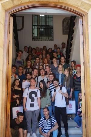 Vera abre sus puertas a Erasmus+