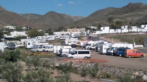200 denuncias en Semana Santa por acampar de forma