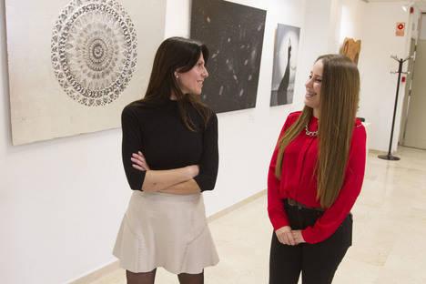 El Espacio de Mujeres acoge la exposición 'Mis Comienzos' de Laura García Bautista