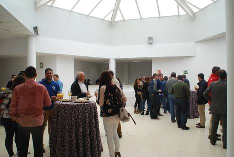 Los expositores y organización de Expolevante Níjar celebran la primera jornada de trabajo
